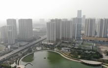 Cơn mưa vàng trút xuống, Hà Nội đạt ngưỡng chất lượng không khí trong lành