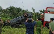 Xe Mercedes lao xuống kênh làm 3 người chết: Không có dấu hiệu vụ án