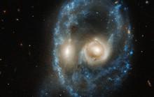NASA chụp được khuôn mặt ma quái trong vũ trụ
