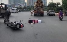 Va chạm với xe bồn, 2 người phụ nữ đi xe máy bị cán tử vong tại chỗ