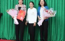 Bà Lê Thị Hồng Nga làm Phó Bí thư Đảng ủy Khối Dân- Chính- Đảng TP HCM