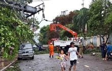 Bình Định: Ngổn ngang sau cơn bão số 5
