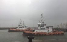 Tàu 6.000 tấn chìm trên biển: Đã cứu được 12 người