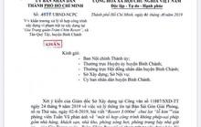 UBND TP HCM chỉ đạo cưỡng chế Gia Trang quán - Tràm Chim Resort