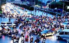 Nóng: Từ  5-10, đóng điểm quay đầu nút giao trọng điểm chân cầu Sài Gòn