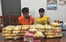 Chặt đứt đường dây vận chuyển 200.000 viên ma túy vào Việt Nam