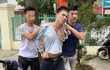 Cảnh sát hình sự tóm gọn thanh niên xăm trổ đang cưỡng đoạt tiền của giám đốc doanh nghiệp