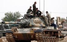 Tham vọng của Thổ Nhĩ Kỳ ở Syria