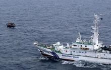 Tàu cá Triều Tiên chìm vì va chạm tàu tuần tra Nhật Bản