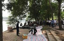 Phát hiện thi thể nam thanh niên 18 tuổi nổi trên mặt hồ Linh Đàm