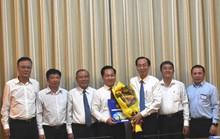 UBND TP HCM điều động hàng loạt nhân sự