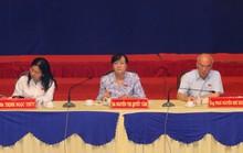 Đại biểu Quốc hội tiếp xúc cử tri quận 2