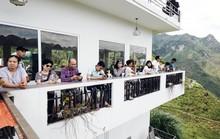 4 sở cùng họp, thống nhất phương án xử lý công trình Panorama trên đèo Mã Pí Lèng
