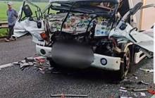 Tai nạn nghiêm trọng trên cao tốc TP HCM - Trung Lương