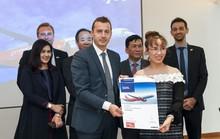 CEO Vietjet Nguyễn Thị Phương Thảo ký hợp đồng mua 20 máy bay Airbus A321XLR