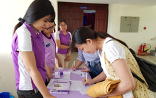 Tư vấn sức khỏe cho nữ công nhân mang thai