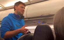 Sàm sỡ nữ hành khách tới mức làm máy bay hạ cánh khẩn cấp