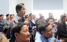 Huế: Nghe công nhân nói - Nói với công nhân