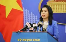 Việt Nam bác bỏ phát biểu của Trung Quốc về vấn đề chủ quyền đối với Trường Sa