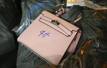 Thu giữ gần 1.500 túi xách giả nhãn hiệu Hermes, Dior, Chanel... giá 30.000-40.000 đồng