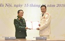 Thiếu tướng Nguyễn Minh Đức, 50 tuổi, giữ chức Phó Chủ nhiệm Ủy ban Quốc phòng và An ninh