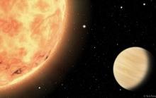 Phát hiện hành tinh hỏa ngục ở sa mạc Hải Vương Tinh