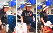 Nữ Đại úy Lê Thị Hiền làm náo loạn tại sân bay Tân Sơn Nhất bị khai trừ Đảng