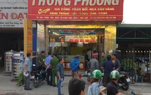 Công an tung lực lượng truy tìm kẻ cướp tiệm vàng táo tợn ở TP HCM