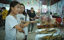 Hàng loạt món ăn độc, lạ khắp châu Á hút giới trẻ TP HCM