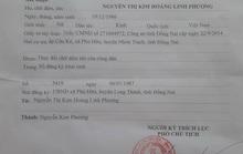 Diễn biến mới nhất vụ xin đổi tên vì quá dài của người phụ nữ ở Nhơn Trạch