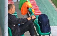 HLV Park Hang-seo trầm ngâm trước ngày đấu Thái Lan