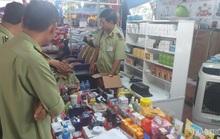 Kiểm soát chặt hàng hóa ở hội chợ, triển lãm
