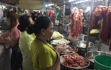 Thịt heo tăng giá dắt dây