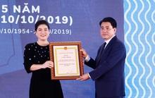 Hà Nội lại giao Công ty của bà Đỗ Thị Kim Liên đầu tư thêm dự án nước sạch ngàn tỉ đồng