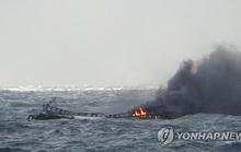 6 thuyền viên Việt Nam mất tích trong vụ cháy tàu gần đảo Jeju của Hàn Quốc