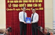 Ông Phạm Quang Tú làm Phó Chủ tịch UBND quận 8, TP HCM