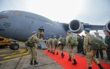 Cận cảnh ngựa thồ C-17 đưa Bệnh viện dã chiến lên đường gìn giữ hòa bình Liên Hiệp Quốc
