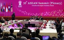 Căng thẳng thương mại phủ bóng Hội nghị Cấp cao ASEAN