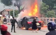 Nữ tài xế Mercedes bị tạm giữ hình sự, xác định danh tính nữ nạn nhân