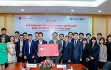 Ngân hàng Shinhan và Lotte Mart ra mắt thẻ đồng thương hiệu