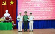 Phó Hiệu trưởng trường Trung cấp Cảnh sát làm PGĐ Công an Bình Phước
