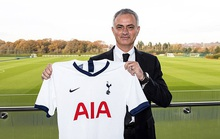 Thu nhập của Jose Mourinho tại Tottenham: Dưới một người, trên vạn người