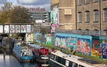 Giá nhà cao, dân Anh lao xuống kênh