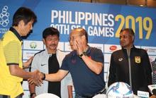 HLV Park Hang-seo giải thích vì sao không cầu thủ nào mặc áo số 10 ở U22 Việt Nam
