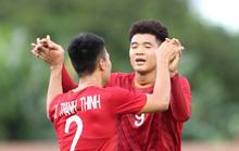 U22 Việt Nam dồn ép và có 6 bàn thắng trước U22 Brunei