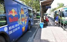 Giá quảng cáo trên xe buýt... xa thực tế