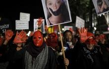 Thế giới tăng cường chống bạo lực nữ giới