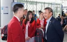 Nhiều chuyến bay thẳng đặc biệt đến Philippines đưa VĐV dự SEA Games 30