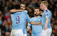 Man City lập chuỗi bất bại vòng bảng Champions League khi cầm hòa Shakhtar Donetsk