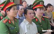 Nghe tuyên án 20 năm tù, mẹ nữ sinh giao gà gào thét: Tôi bị oan